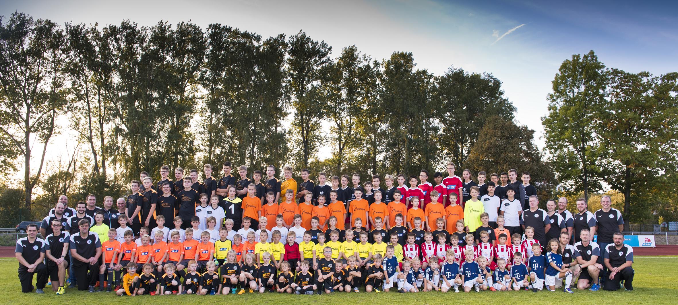 Jugendspielgemeinschaft Neuhof 2018